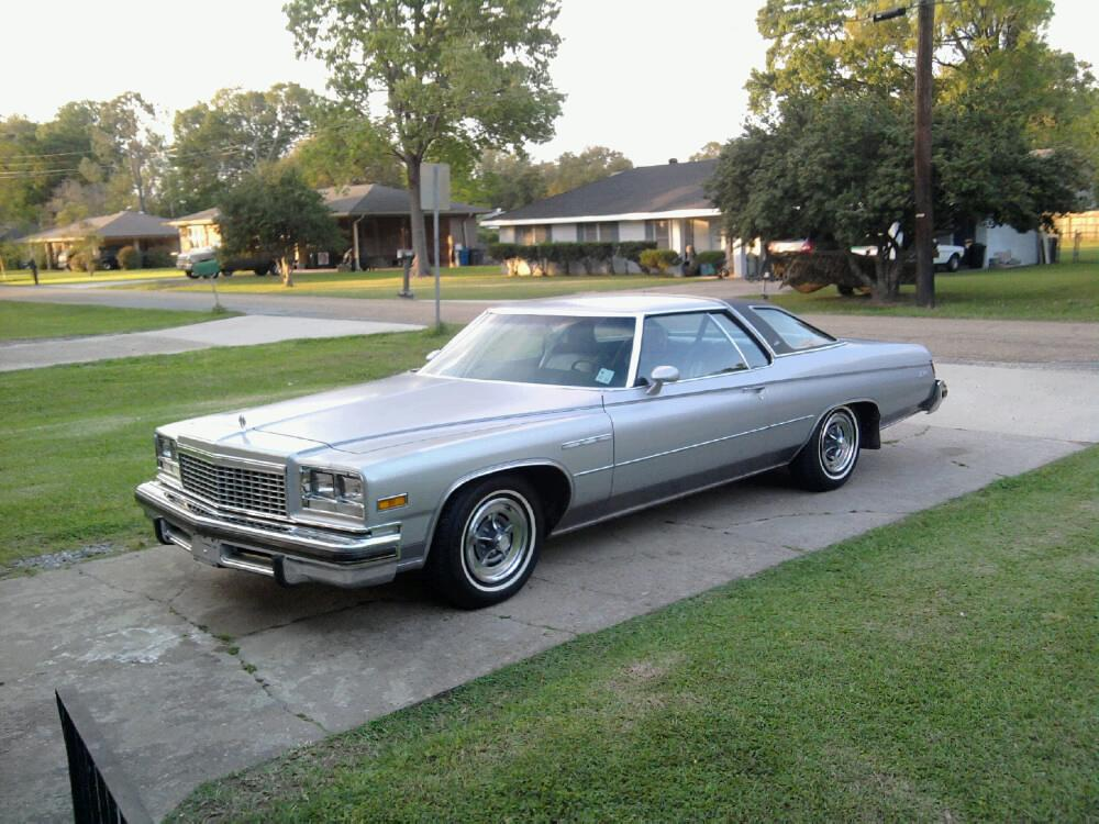 Another southside_holdin 1976 Buick LeSabre post... - 15095762