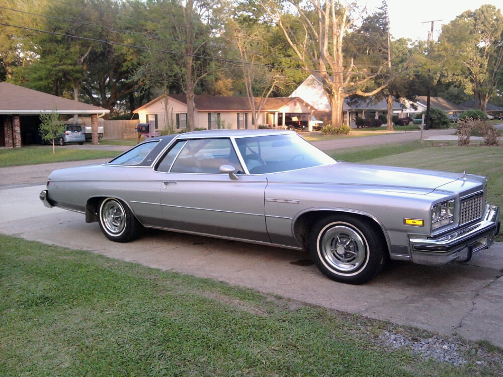 Another southside_holdin 1976 Buick LeSabre post... - 15095763