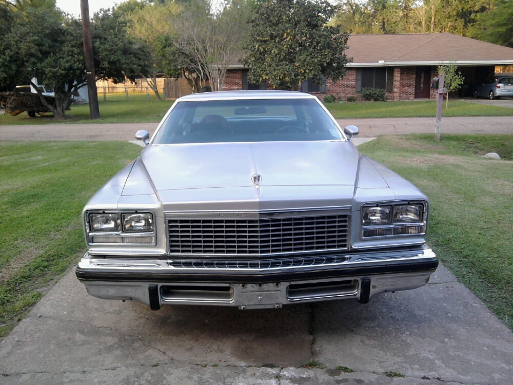 Another southside_holdin 1976 Buick LeSabre post... - 15095764