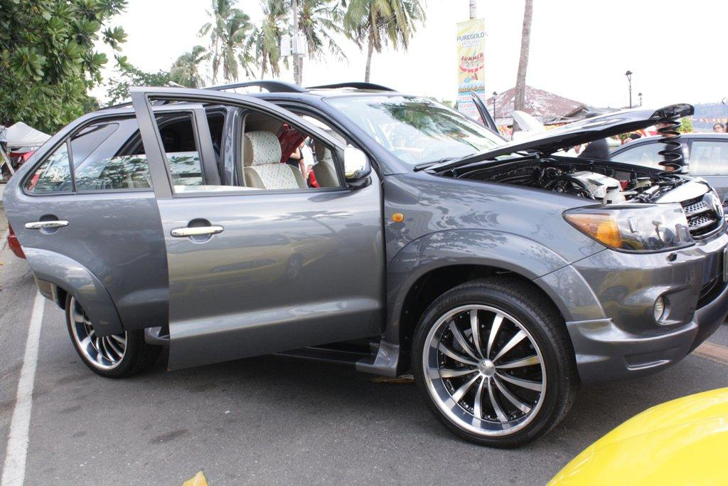Mazda Of Bedford >> tweet_4kas 2009 Toyota Fortuner Specs, Photos, Modification Info at CarDomain