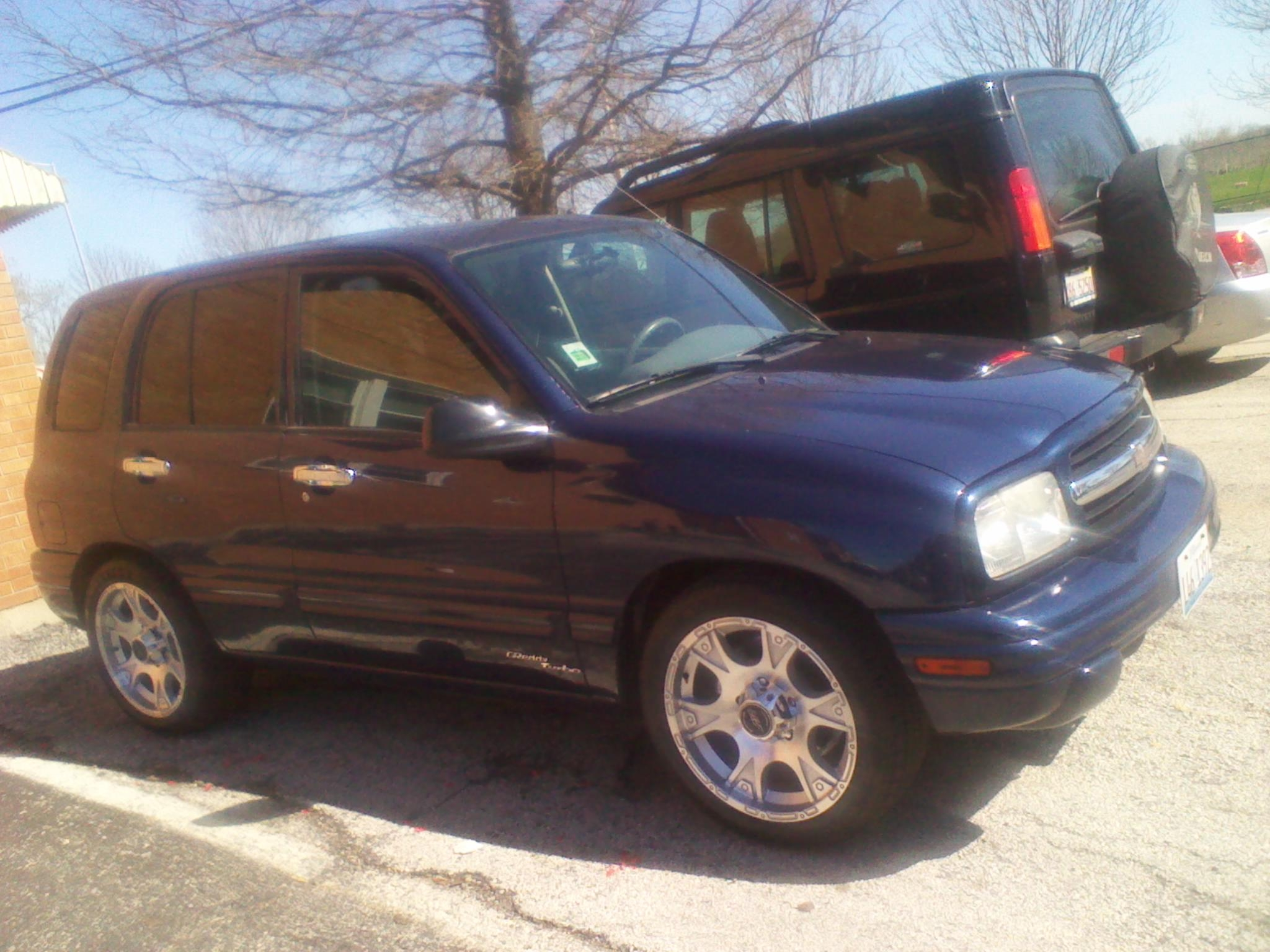 Another SANDCAR79 2001 Chevrolet Tracker post... - 17328111