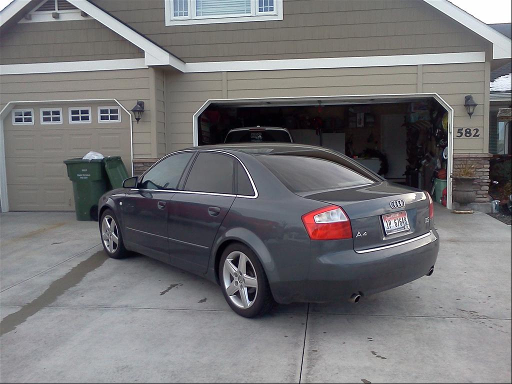 2003 Audi A4 3.0 Quattro Sedan 4D - Fruitland, ID owned by Audi-A4 ...