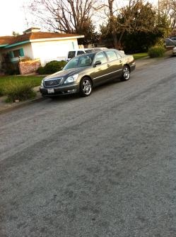 bayzfinest510s 2005 Lexus LS