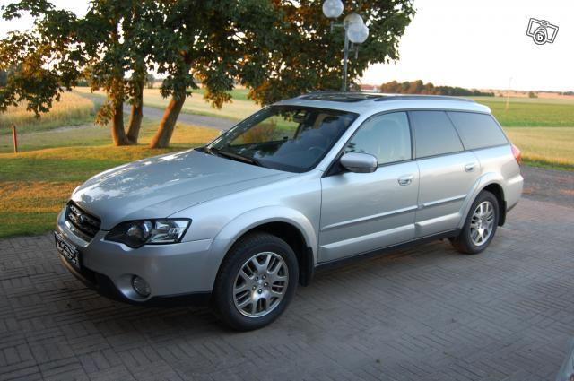 Another MacCollector 2005 Subaru Outback post... - 15098110