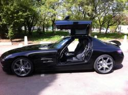 mandishafried5 2011 Mercedes-Benz SLS