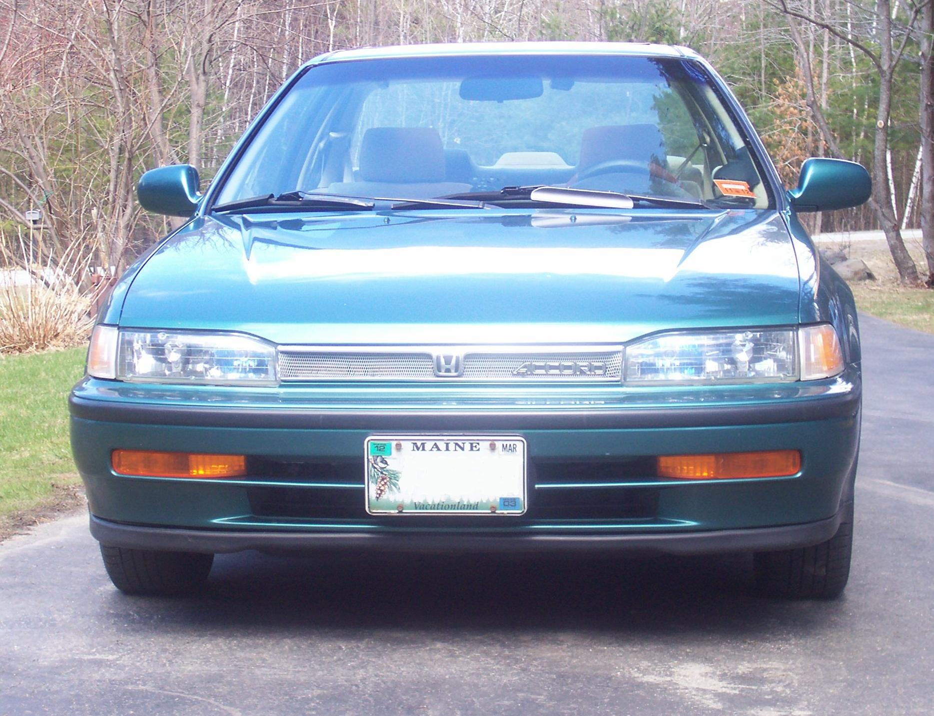 clark_486 1993 Honda Accord