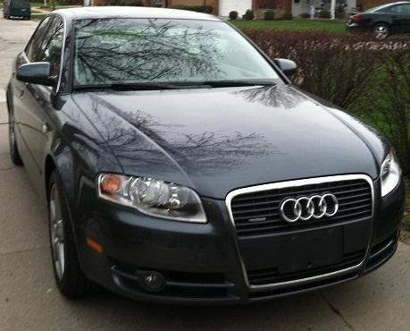 Another HollowWolf 2005 Audi A4 (2005.5) post... - 15097449