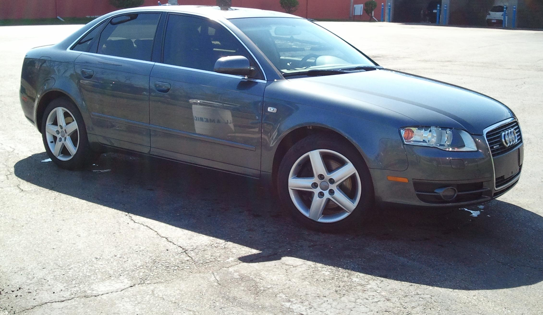 Another HollowWolf 2005 Audi A4 (2005.5) post... - 15097451