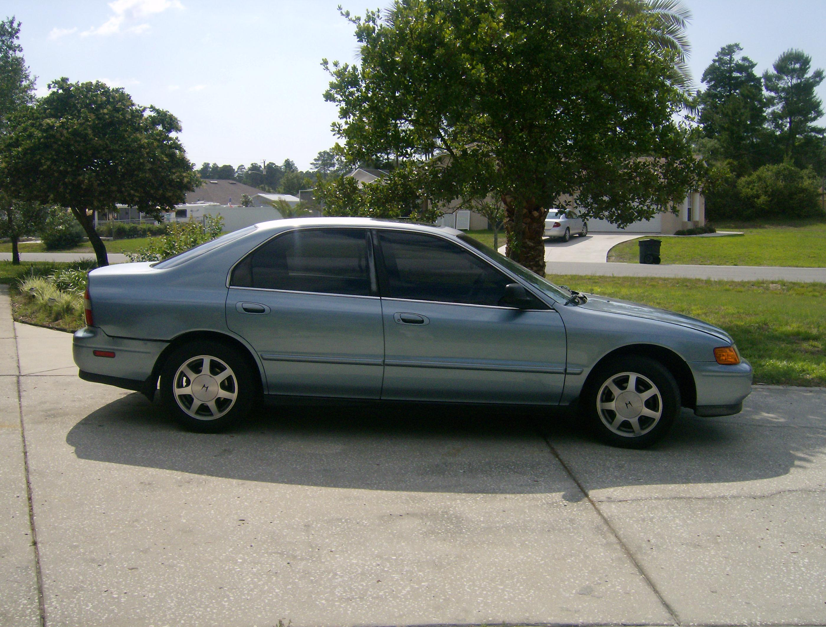 purafiebre1 1995 honda accordex sedan 4d specs photos modification info at cardomain cardomain