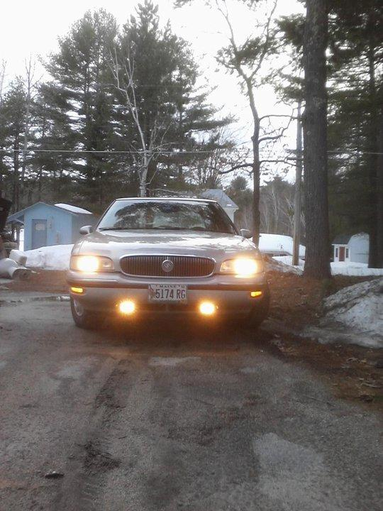 Another mikeeyyf 1997 Buick LeSabre post... - 15100393