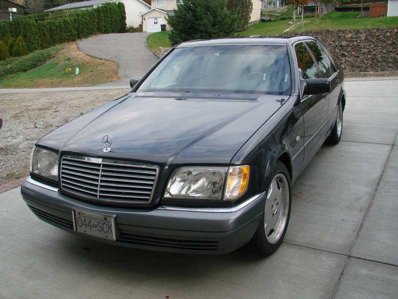 Another conosur_ca 1995 Mercedes-Benz S-Class post... - 15100653