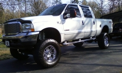 F2fiddy2003 2003 Ford F250 Super Duty Crew Cab