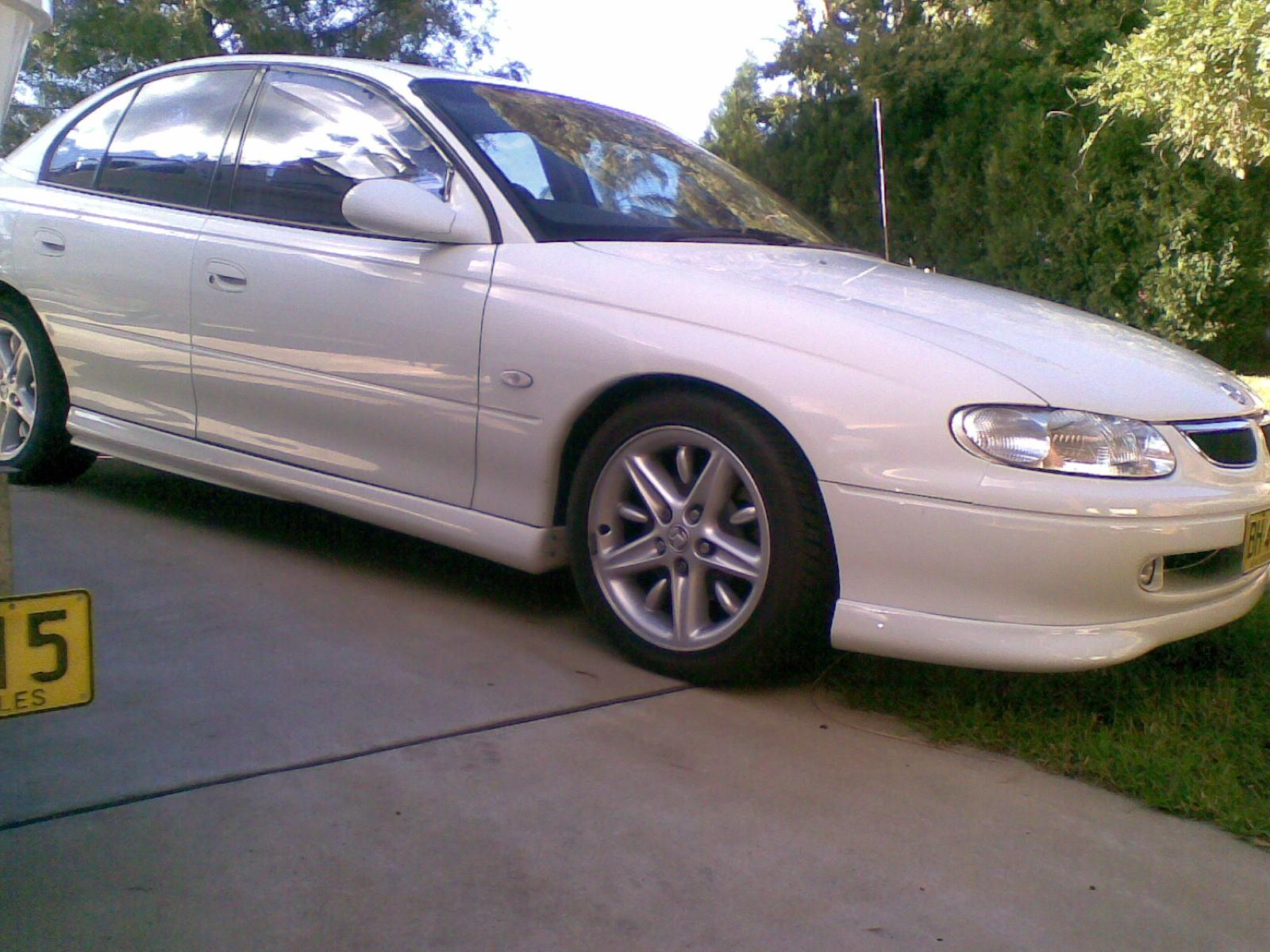 Another Limeba 1998 Holden Commodore post... - 15101385