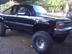 TE51turbo 1996 Dodge Dakota Extended Cab