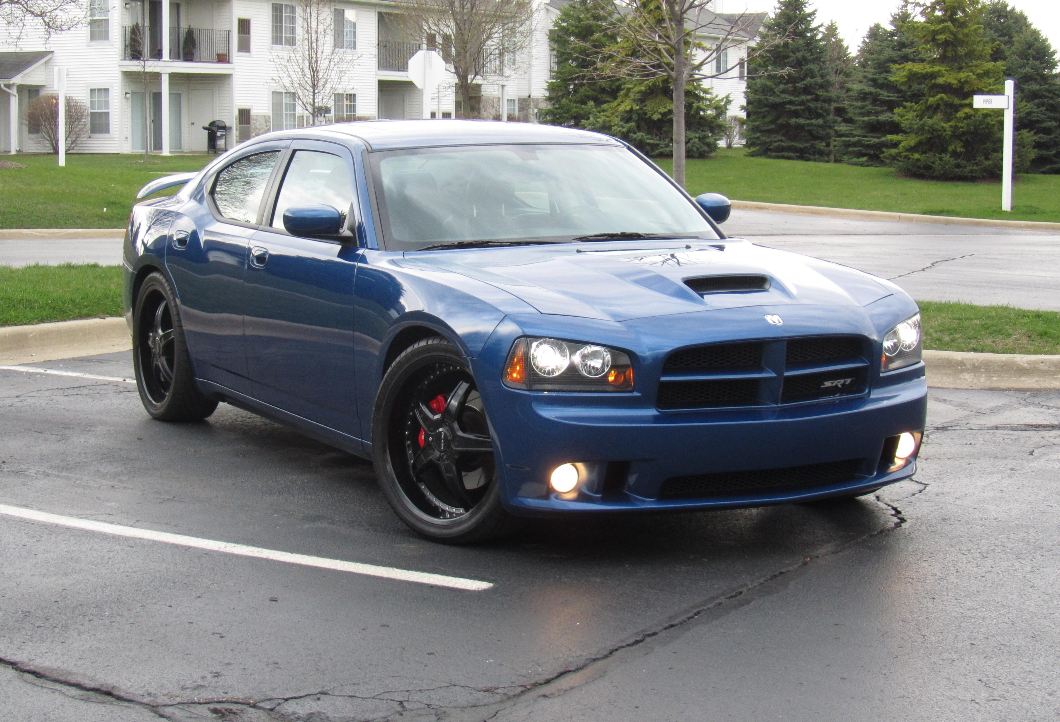 Probegt12 2010 Dodge Chargersrt8 Specs Photos