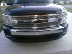 931Chevyss 2008 Chevrolet Silverado 1500 Extended Cab