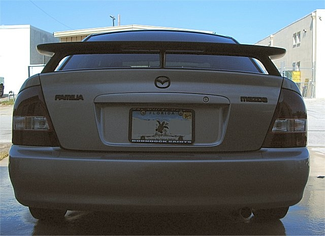 Another Bring380GT 2000 Mazda Protege post... - 15105161