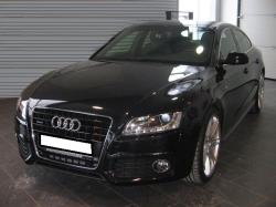 dongcharged29 2011 Audi A5