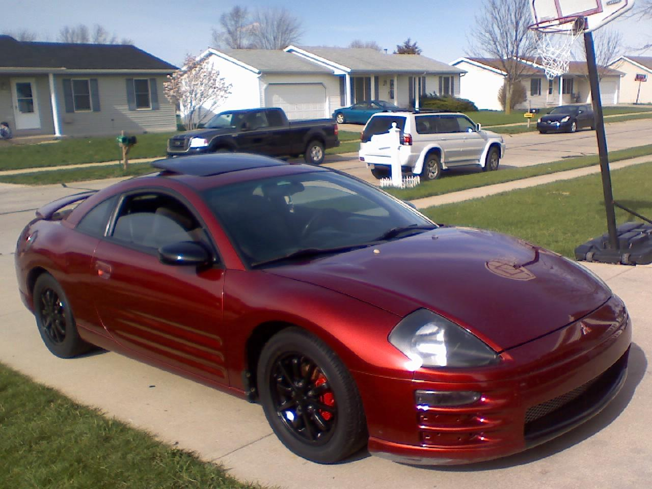 edgarls 2000 Mitsubishi EclipseGS Coupe 2D Specs, Photos ...