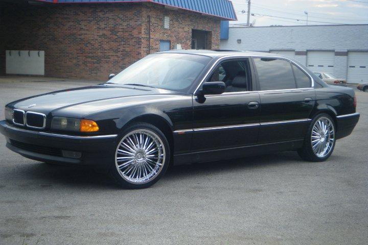 trueedition 1997 bmw 7 series740il sedan 4d specs photos. Black Bedroom Furniture Sets. Home Design Ideas