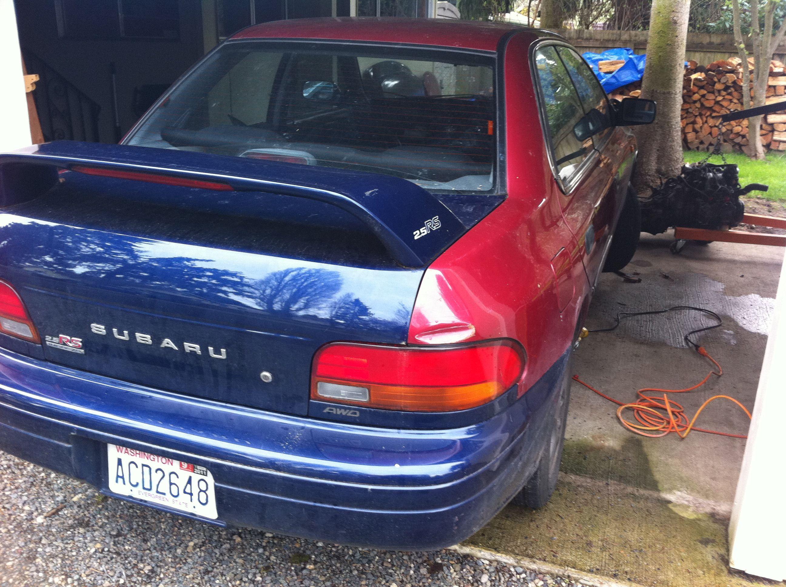 Another sethparshall 1993 Subaru Impreza post... - 15102991