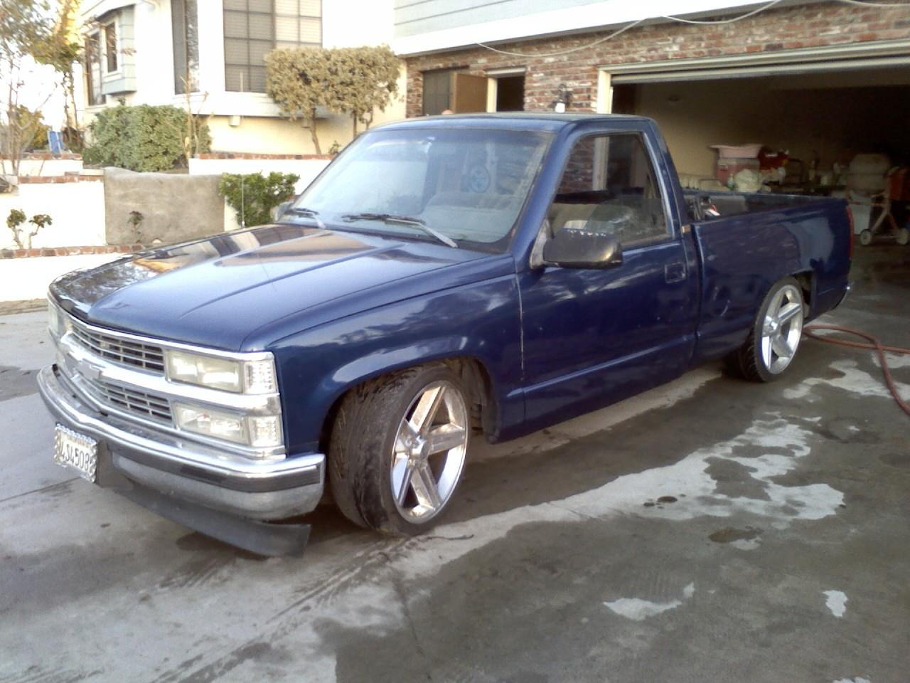 93 chevy pickup parts