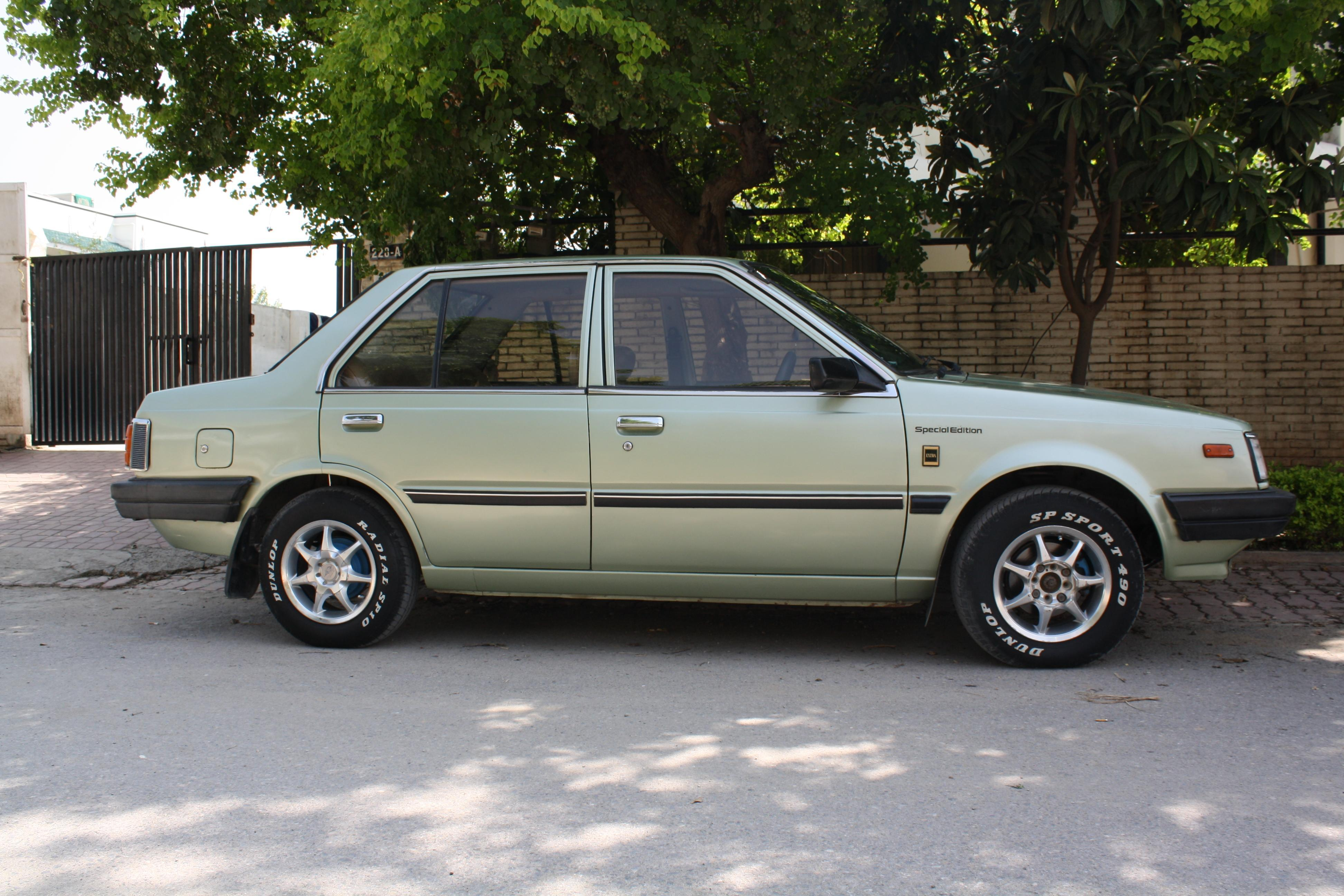 ayubkhalil 1985 Nissan Sunny Specs, Photos, Modification ...