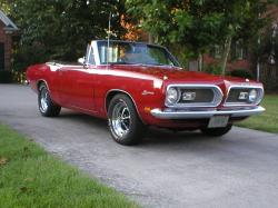 davidl13s 1969 Plymouth Barracuda