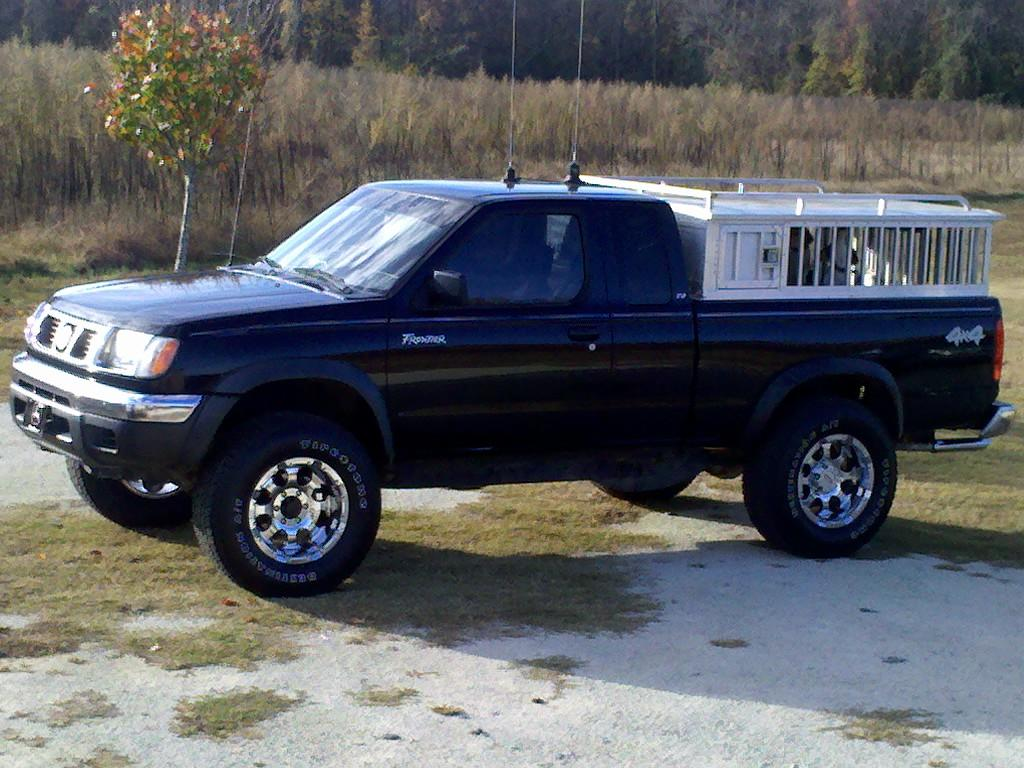 ikecan22 1999 nissan frontier king cabxe specs photos modification info at cardomain. Black Bedroom Furniture Sets. Home Design Ideas