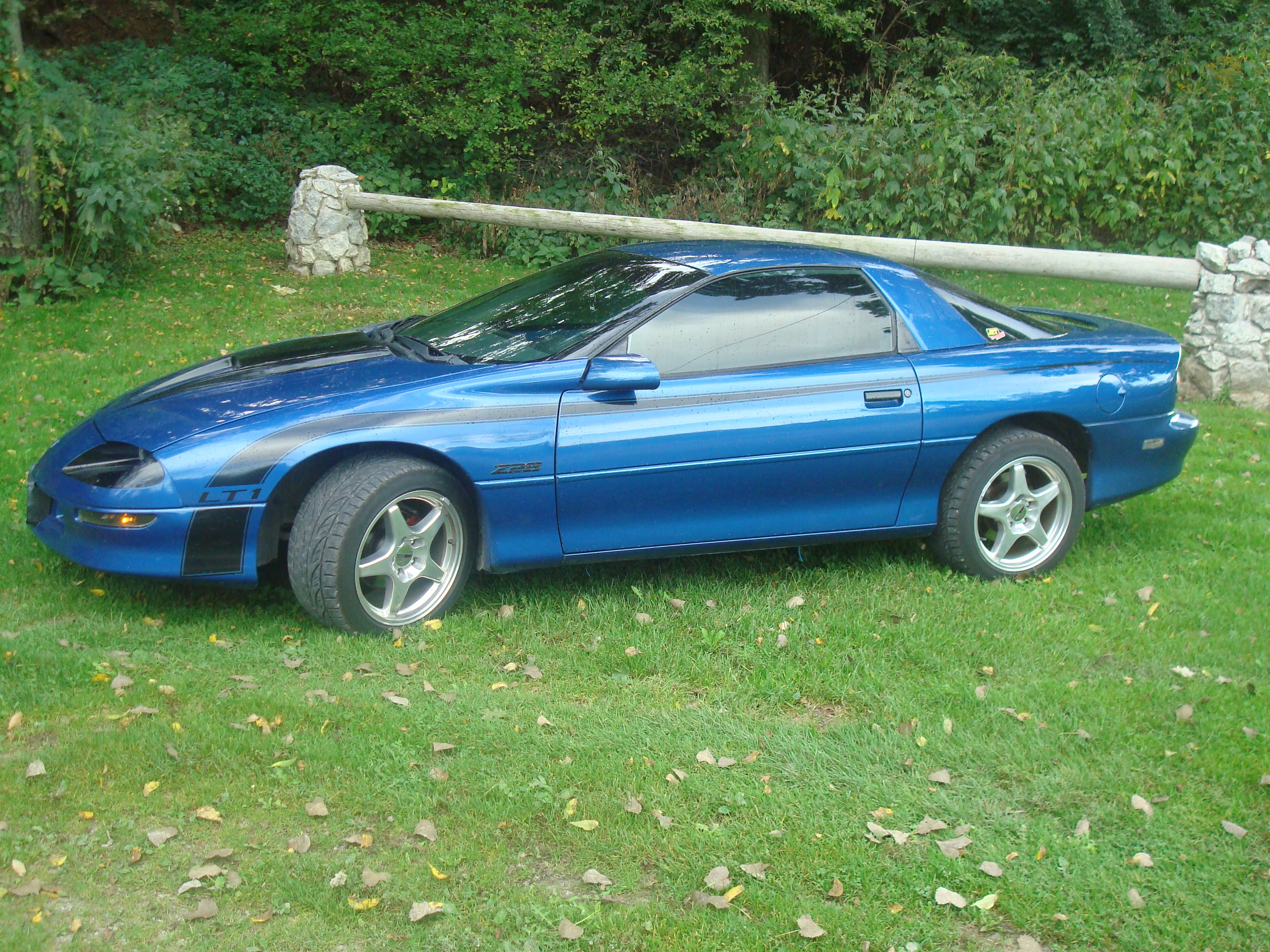 Another Bluebomber96 1996 Chevrolet Camaro post... - 15107165