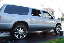 njruffryder 2000 Ford Excursion
