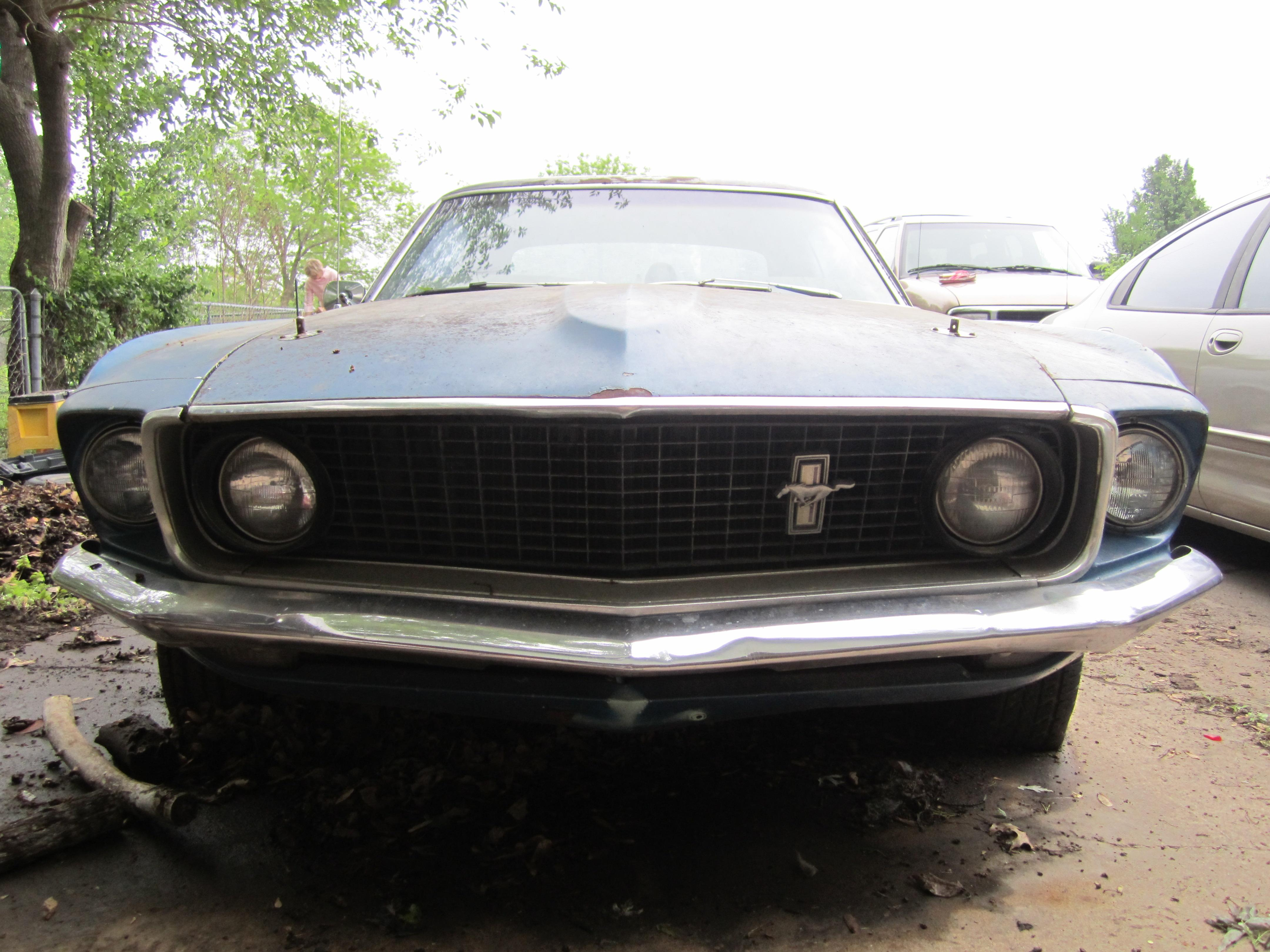 Another Super-Storm 1969 Ford Mustang post... - 15107218