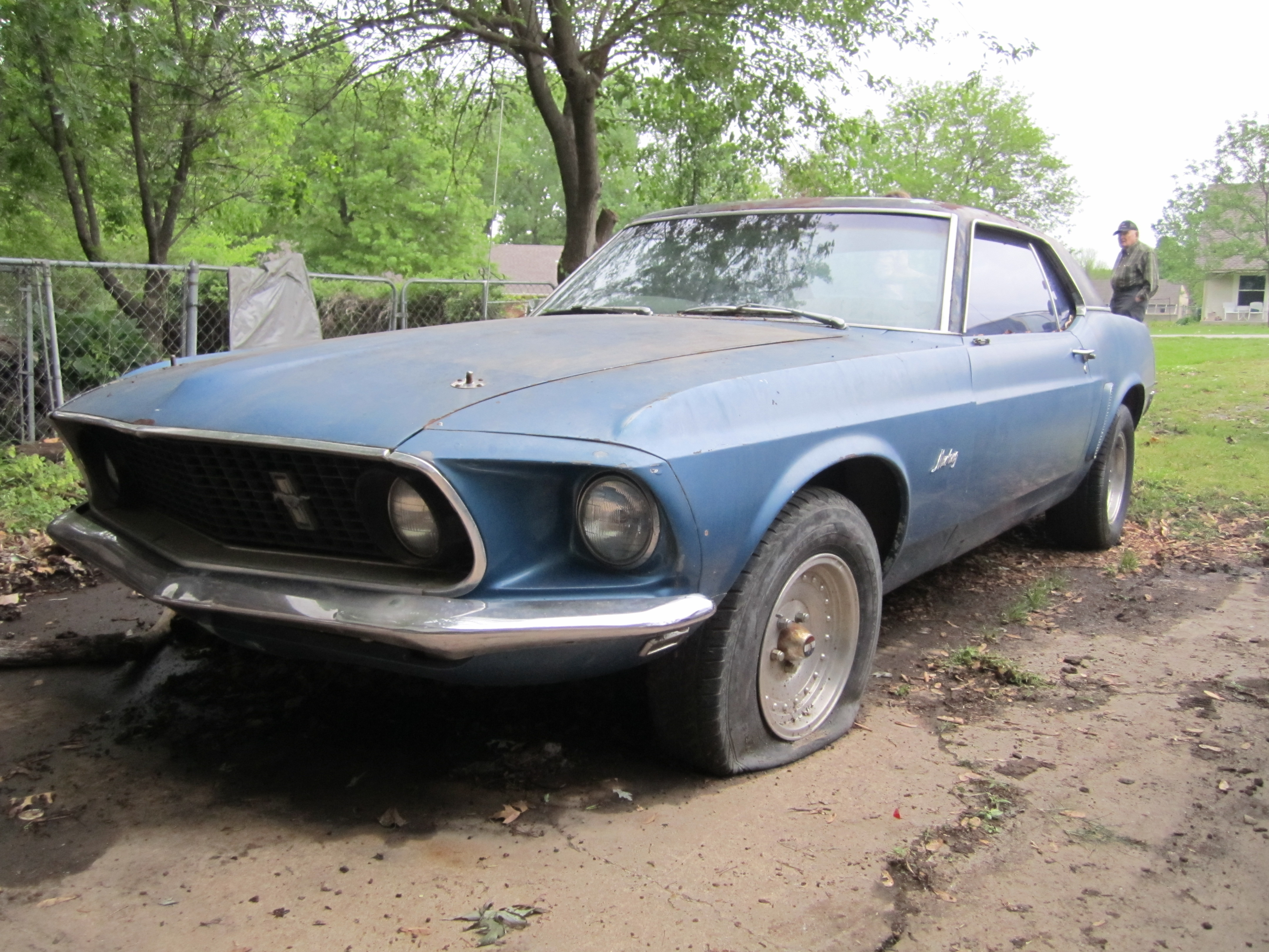 Another Super-Storm 1969 Ford Mustang post... - 15107226