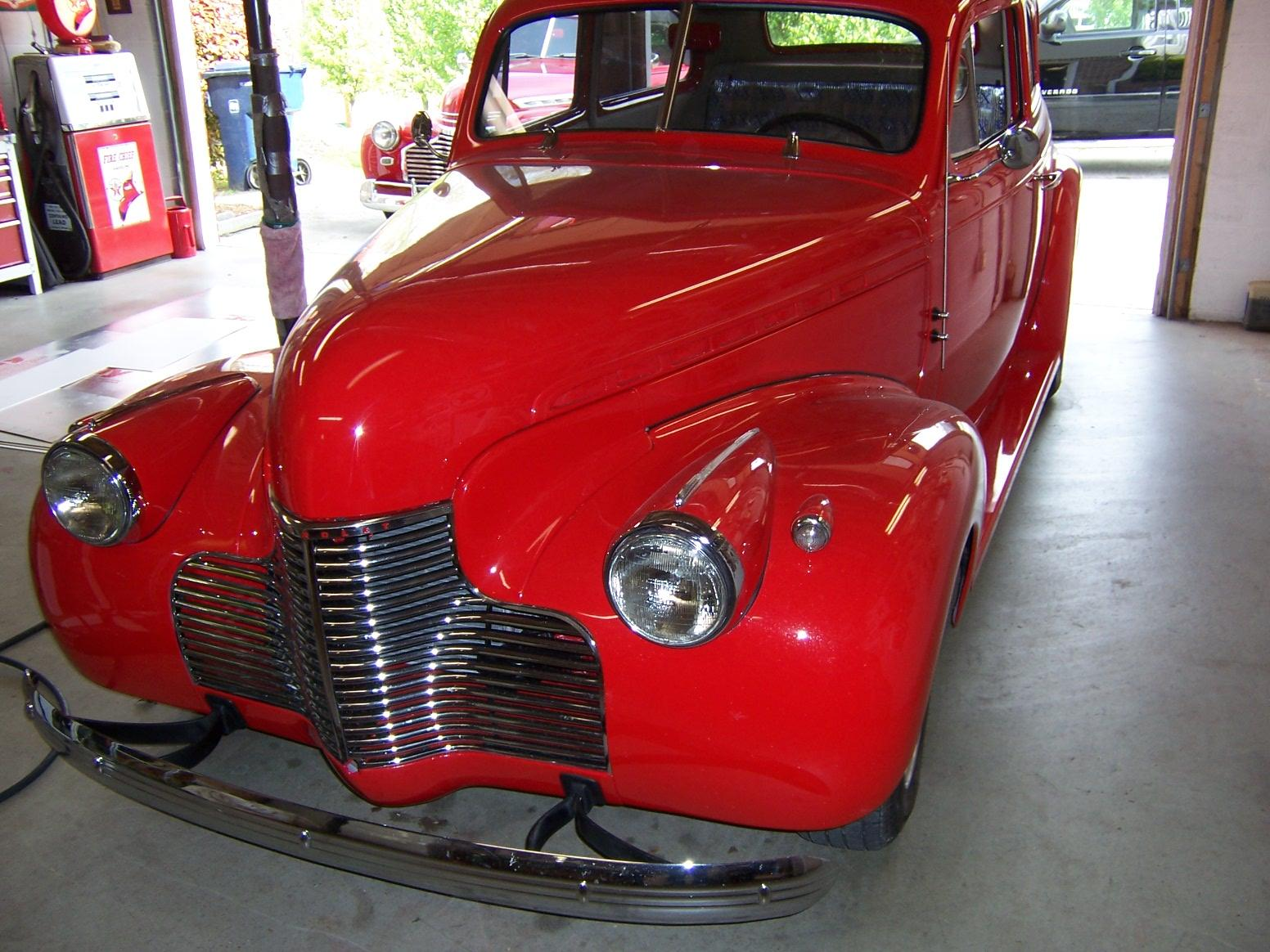HenryUpholstery 1940 Chevrolet Master Deluxe Specs, Photos