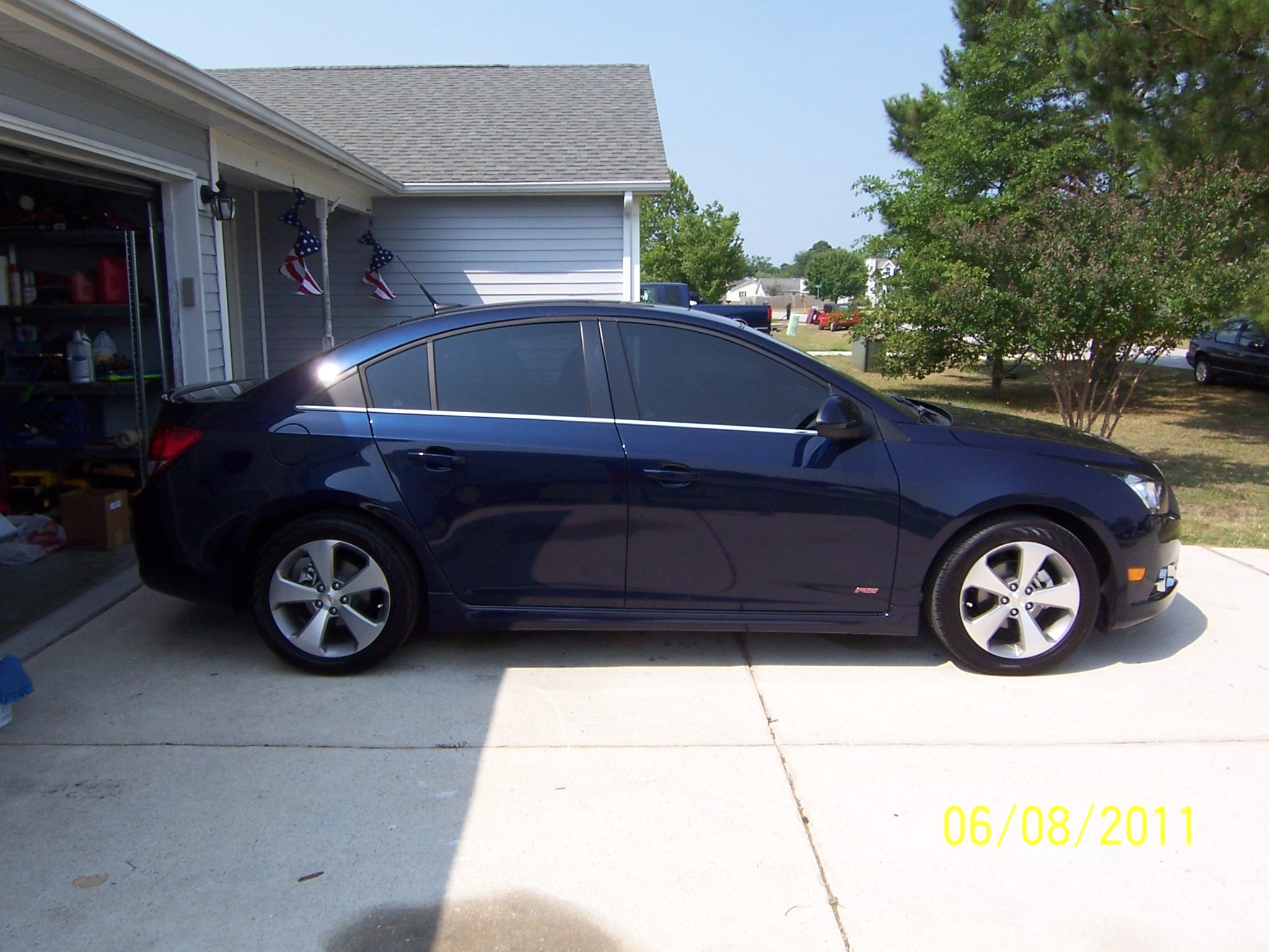 Another DirtyChez 2011 Chevrolet Cruze post... - 15105592