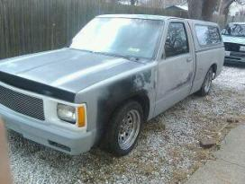 Another MightyGLI 1989 Chevrolet S10 Regular Cab post... - 15108572