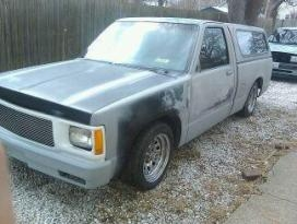 Another MightyGLI 1989 Chevrolet S10 Regular Cab post... - 15108573