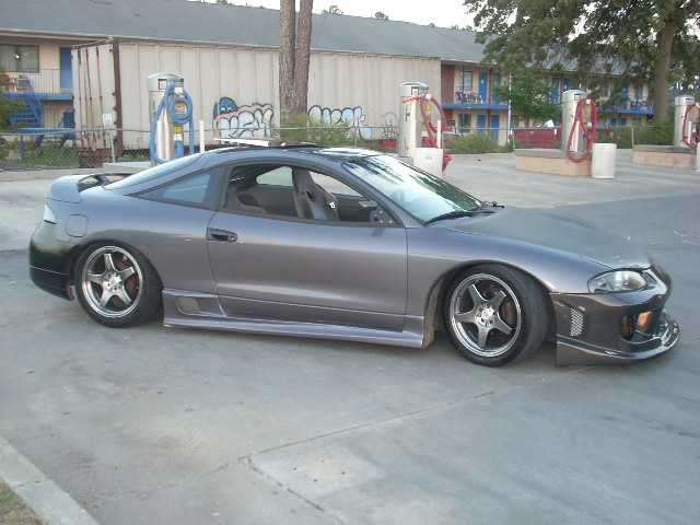 Another Shanks_LT 1997 Mitsubishi Eclipse post... - 15108854
