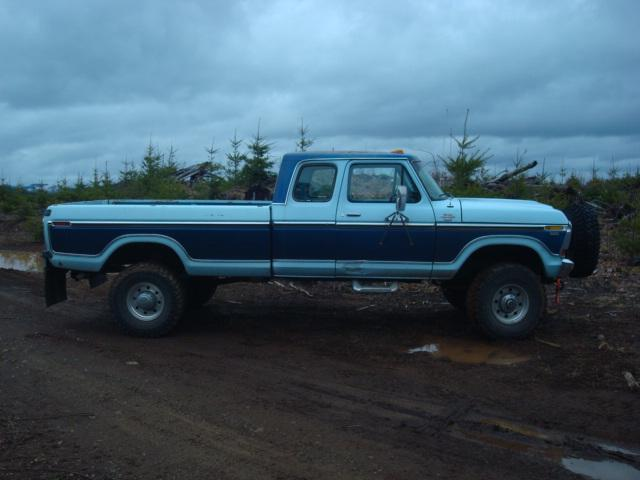 1978 extended cab f250