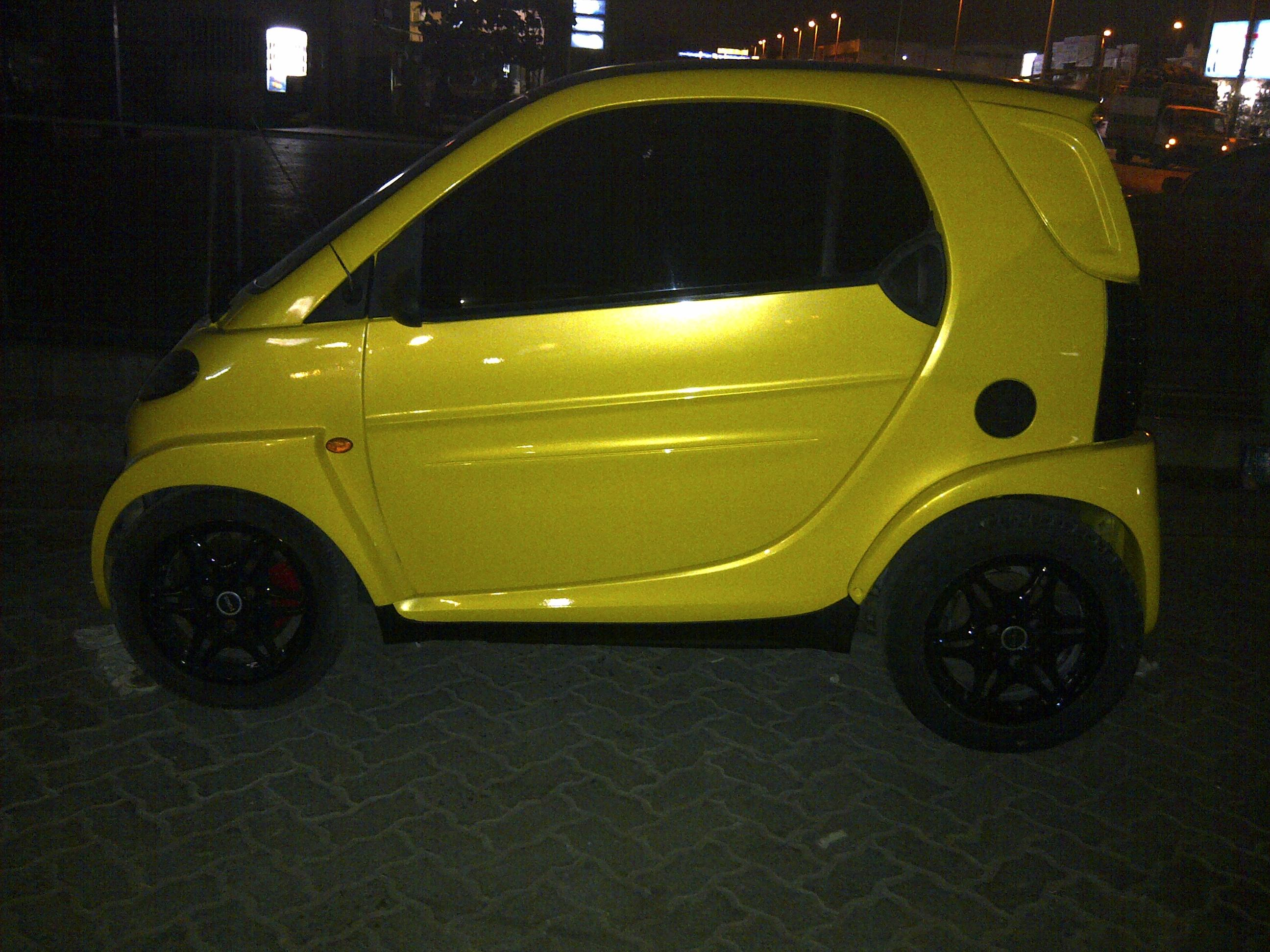 fr3ooon 2000 Smart Fortwo