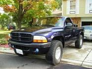 98DodgeDakota 1998 Dodge Dakota Crew Cab