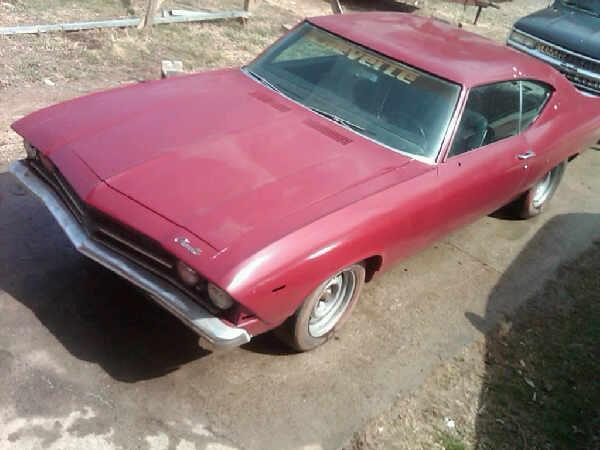 Another Justinlutt 1969 Chevrolet Chevelle post... - 16467063