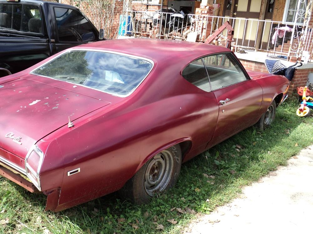 Another Justinlutt 1969 Chevrolet Chevelle post... - 16467165