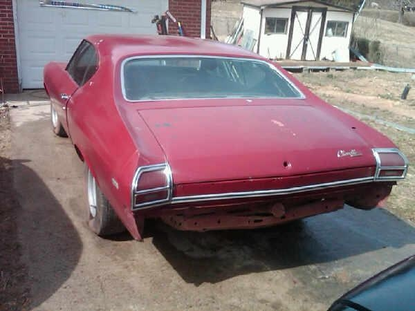 Another Justinlutt 1969 Chevrolet Chevelle post... - 16467121