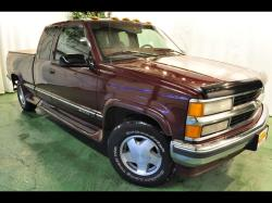 chevyman201 1997 Chevrolet 1500 Extended Cab