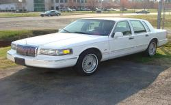 moparbarn 1996 Lincoln Town Car