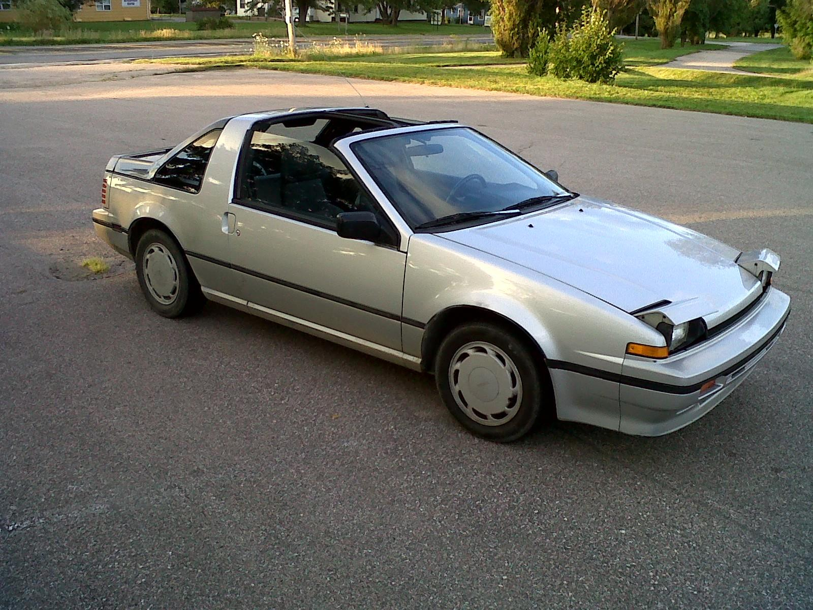 87nissanse 1987 Nissan Pulsar Specs, Photos, Modification ...