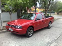 fullinduction 1998 Volkswagen Gol