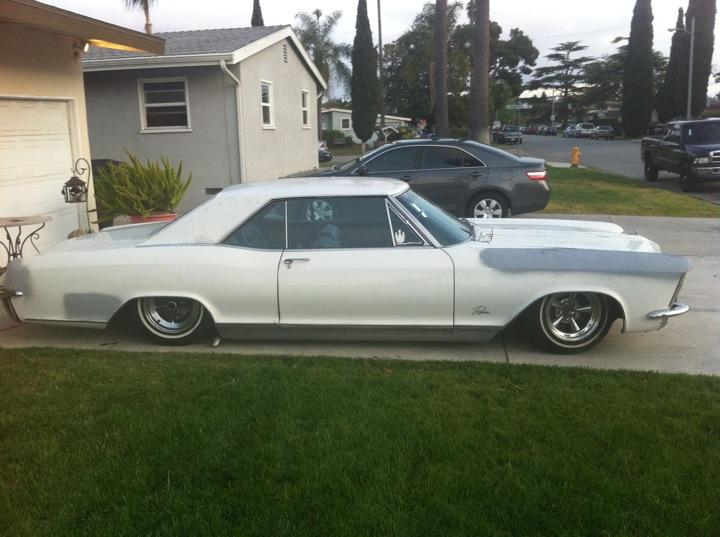 Another lo-class 1965 Buick Riviera post... - 15112194
