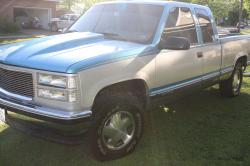 hudgens69 1995 GMC Sierra (Classic) 1500 Extended Cab